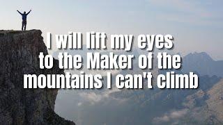 Baixar I Will Lift My Eyes | Bebo Norman