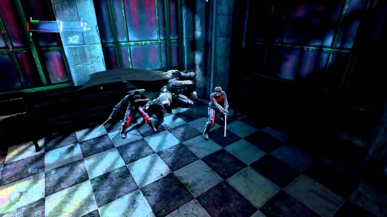 Shiva | Boss fights - Batman: Arkham Origins Game Guide ...