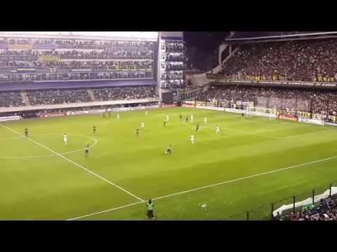 Copa sudamericana 2014 golazo chavez a Central