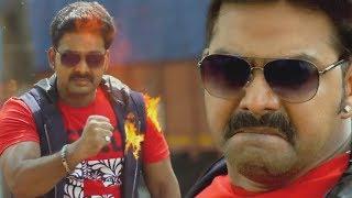 Best Fight Scenes Back To Back  Bhojpuri Movie Fights  Superhit Bhojpuri Challenge