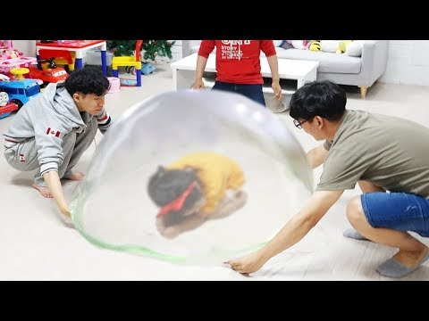 齑堦卑雽� 鞀澕鞛� 毵岆摛旮� 雴�鞚� GIANT SLIME BUBBLE!!