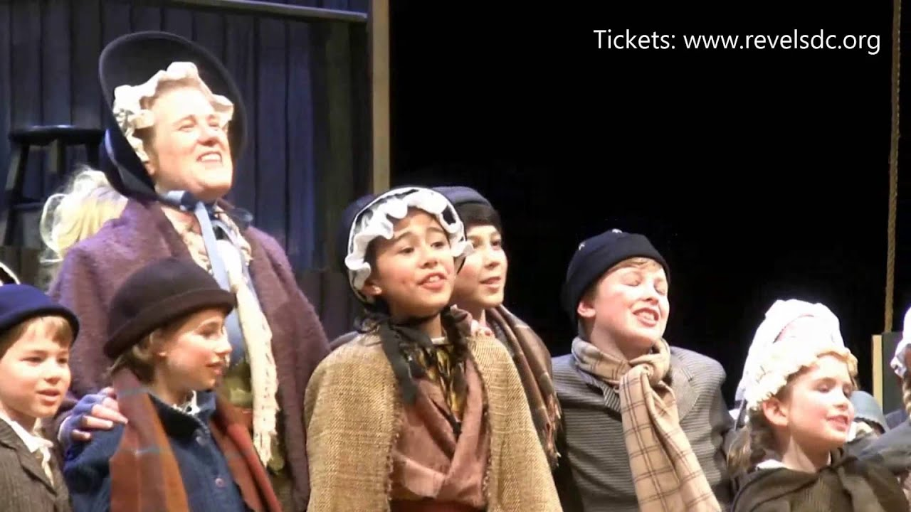 Christmas Revels.An Irish Christmas Revels Preview