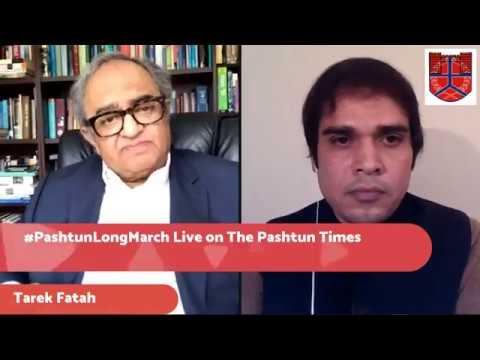 Tarek Fatah Live on the Pashtun Times