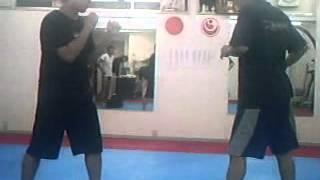 近代フルコンタクト制ルールで競う空手の技を徹底分析。 まずは「蹴りの...