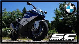 2015 BMW S1000RR SC Project Onboard Ride