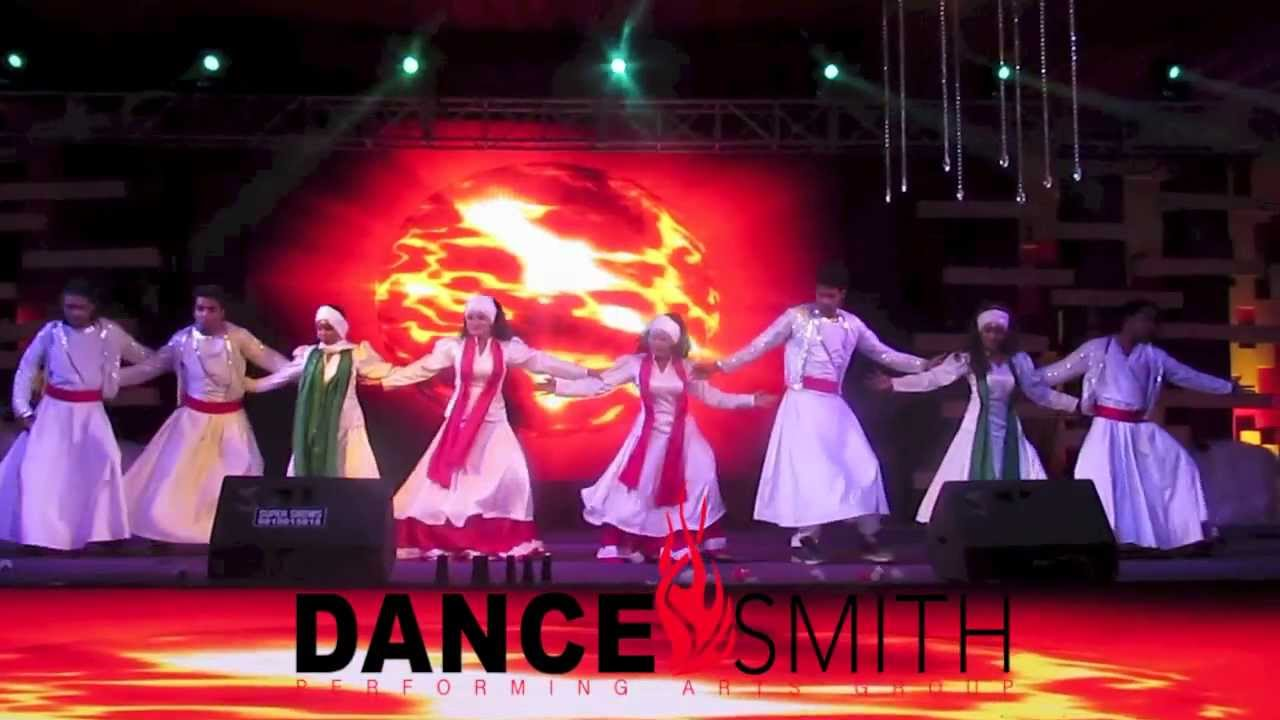 Dance Smith Western Mujra Bollywood Dance Troupe Groupe