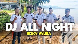 Download DJ ALL NIGHT ENA ENA by Rizky Ayuba | TIKTOK Remix | Dance Fitness | TML Crew VenJay Ygay