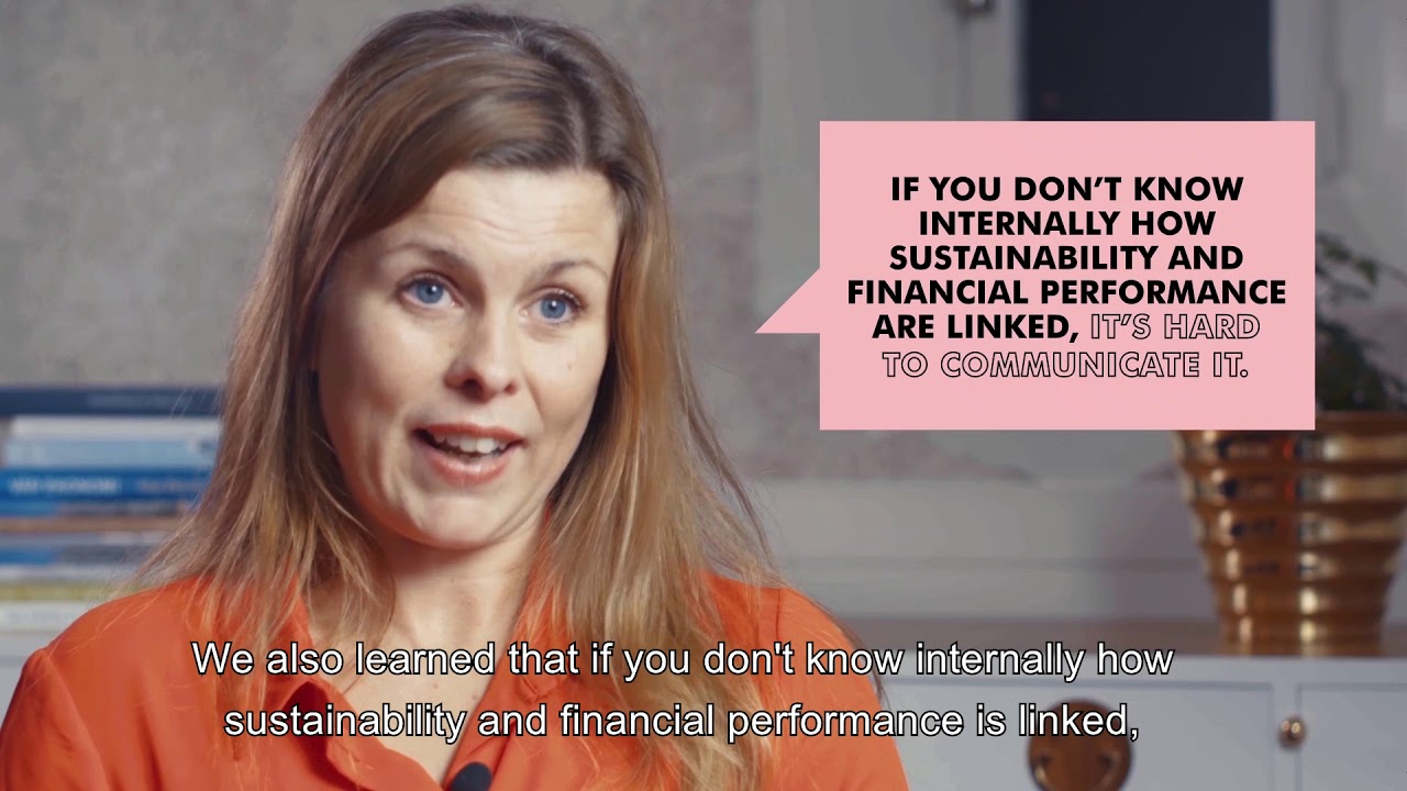 Sustainable Finance - Stockholm School of Economics