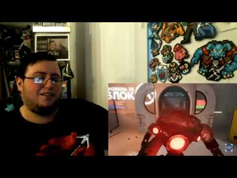 """Gors """"ATOMIC HEART"""" Exclusive Gameplay Trailer Reaction"""