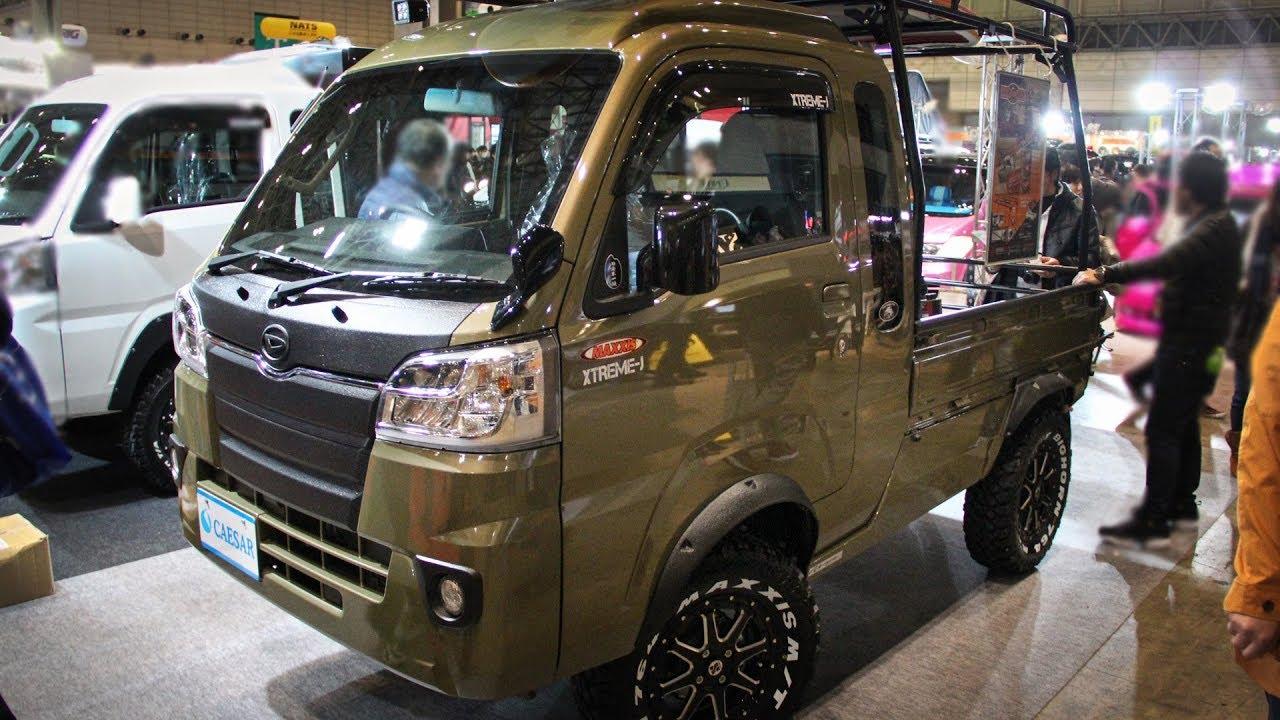 DAIHATSU HIJET K-Truck JUMBO Custom Car SAMURAIPICK ARASHI