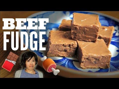 BEEF FUDGE | Retro Recipe Taste Test