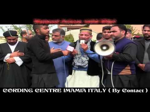 Matami Jaloos 1438 Hijri Imamia Brescia AL E IMRAN RECORDING CENTRE IMAMIA ITALY