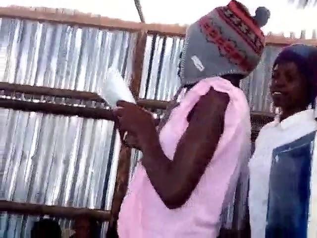 Children Memory Verses WFF - GMFC Kibera Slum