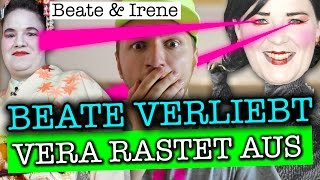 Beate und Irene: Beate verliebt, Vera sauer, Irene geheilt (Folge 3 RTL)