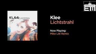 Klee - Lichtstrahl (Mike Litt Remix)