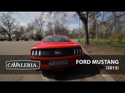 Ford Mustang (2015) - Cavaleria.ro