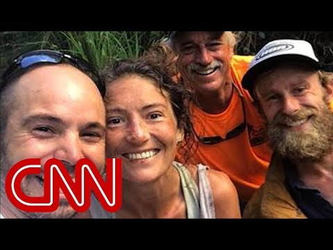 None - Hiker In Hawaii Found After Being Missing For Over Two Weeks
