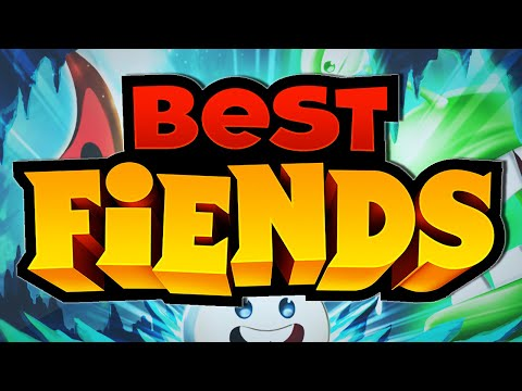 BEST FIENDS!!