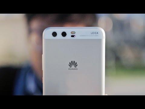 Huawei's Leica-fied P10 Smartphone // VLOG 3
