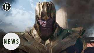 Thanos' Backstory Cut from Avengers: Infinity War