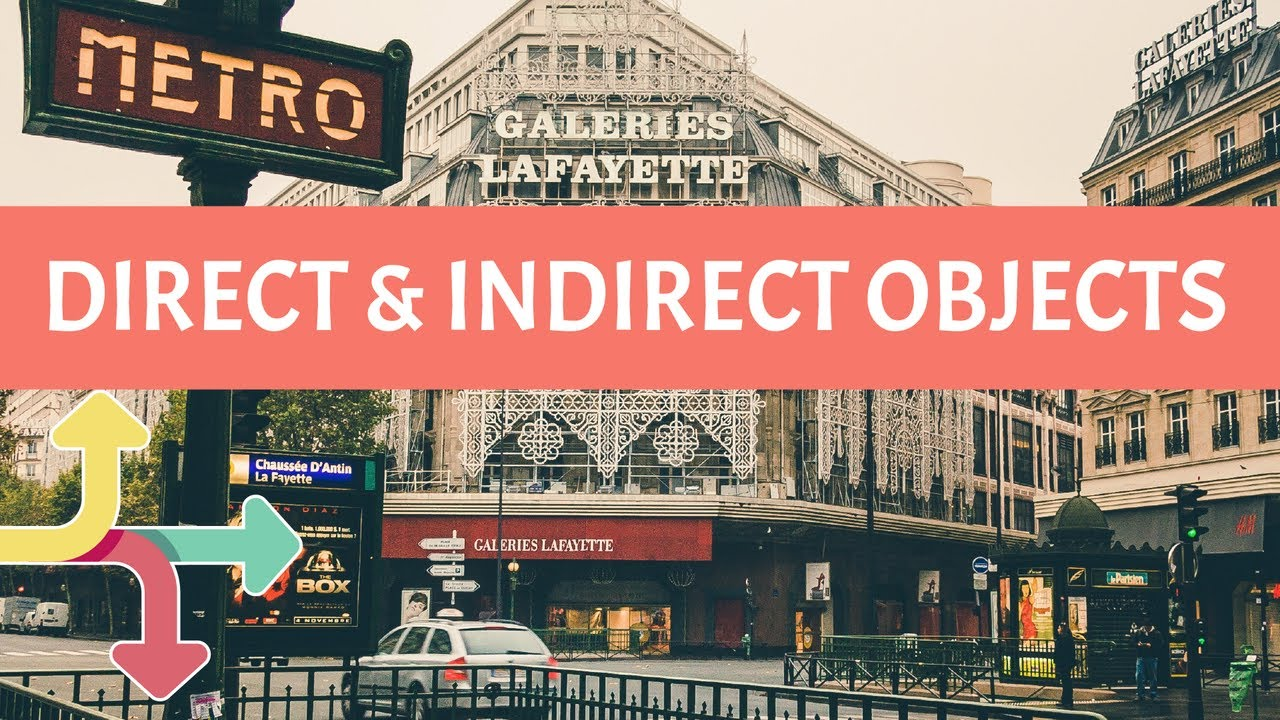 French Direct and Indirect Object Pronouns Day 24 YouTube – Direct and Indirect Object Pronouns Spanish Worksheets
