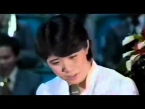 愛するってこわい 森昌子・高田橋久子 Mori Masako・Koudabashi Hisako