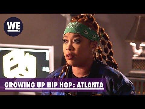 Da Brat Puts Bow Wow in the Dogg House | Growing Up Hip Hop: Atlanta