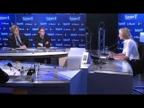 Marine Le Pen clash Sarkozy et Hollande TOP CLASH 03/10
