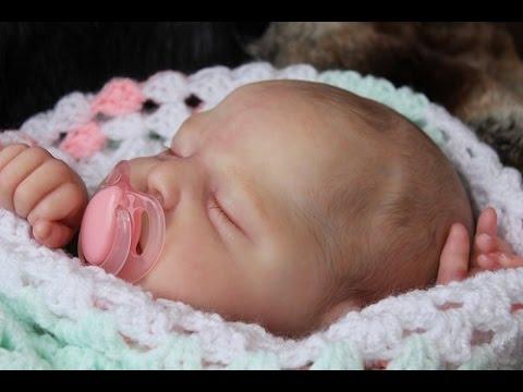 Christina'sReborns - Reborn Baby Box Opening (Girl)  - Princess Charlotte Replica)