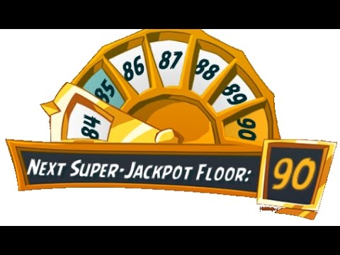 Angry Birds 2 Secret Jackpot Tower of Fortune