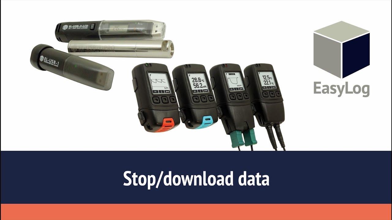 EasyLog USB - Lascar Electronics