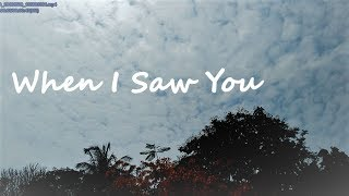[English Cover] BumKey - When I Saw You (A Korean Odyssey/Hwayugi OST) | A.N.V.Y