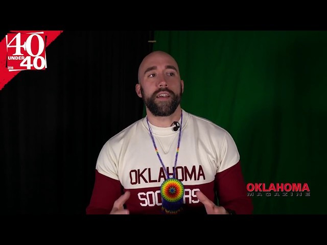 40 under 40 - Payton Guthrie - What is your favorite thing about Oklahoma?