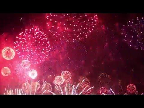Qatar National Day 2015 Fireworks by Marhaba