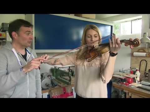 Gong 97.1  | Sabrina, kannst du eigentlich...Geige spielen?