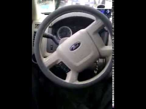 2008 Ford Escape Steering Wheel Shake Youtube