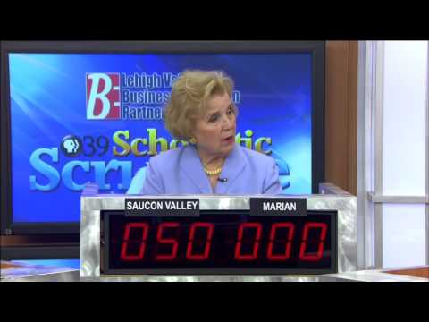 PBS39 Scholastic Scrimmage Saucon Valley HS vs Marian Catholic HS