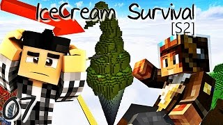 CET ENDROIT EST TERRIBLE ! | IceCream Survival [S2] ! #Ep7