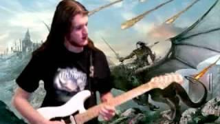 Final Fantasy: Mystic Quest - Boss Battle Theme on Guitar!