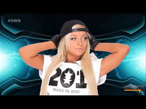 """2016: WWE Liv Morgan """"Livin' Large"""" Official Theme Song [iTunes Release] [HD]"""