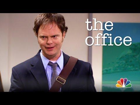 Dwight Impersonates Jim