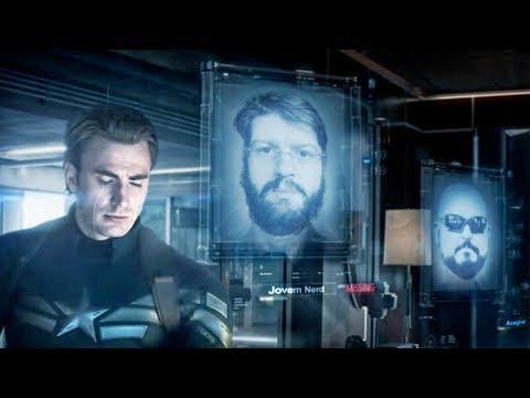 Trailer de Vingadores: Ultimato e Easter Eggs