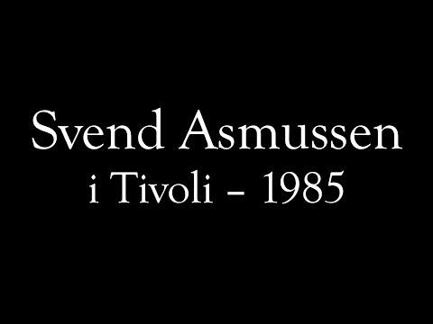 Svend Asmussen i Tivoli - 1985