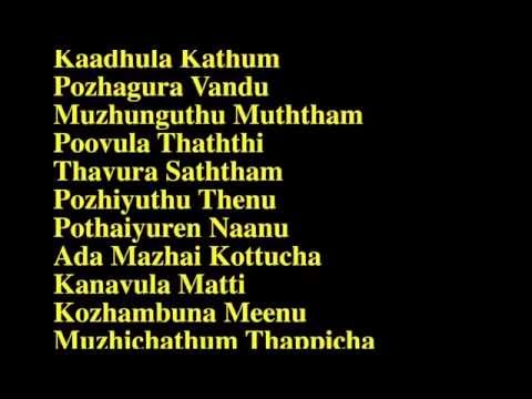 Ei Suzhali lyrical | Kodi Movie | Dhanush | Santhosh narayanan