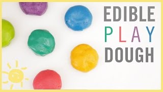 DIY | Edible Playdough (Best Recipe!) thumbnail
