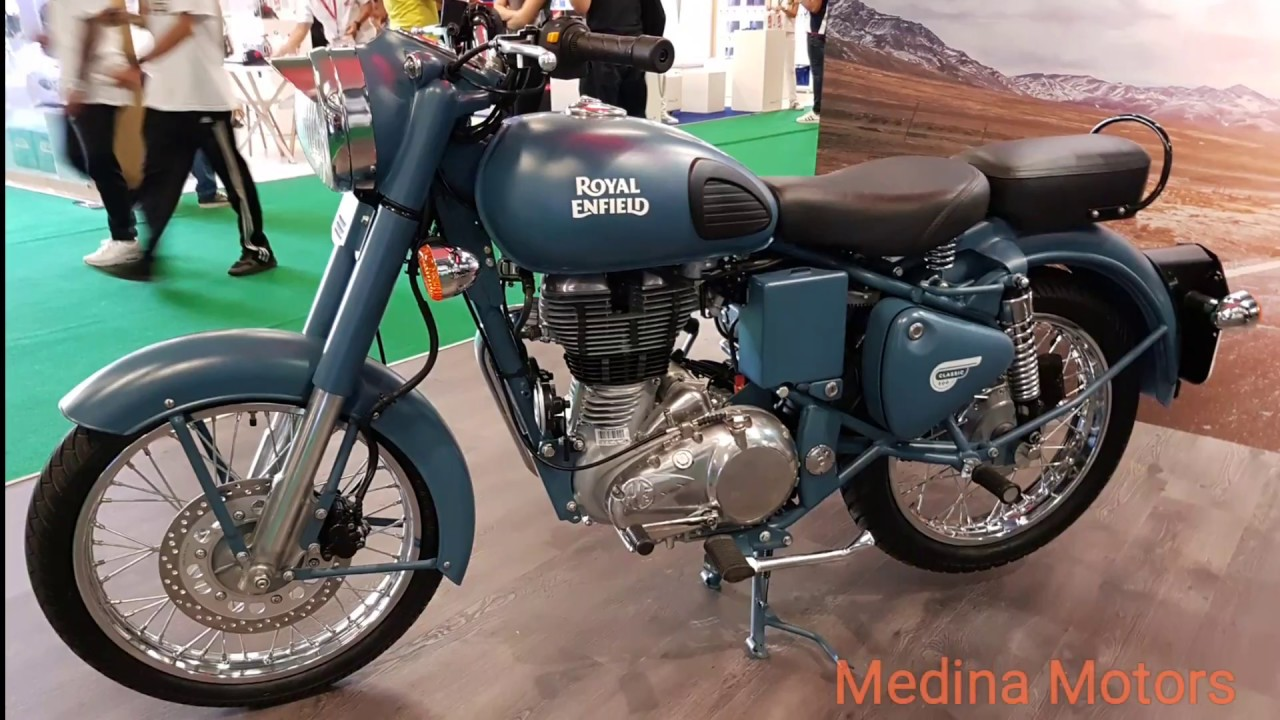 Royal Enfield Classic 500 2019specsprice Youtube
