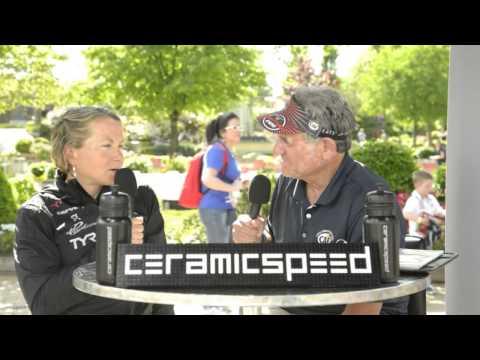 Mary Beth Ellis at Challenge Denmark