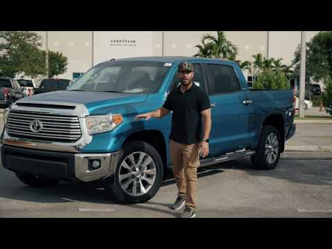 Toyota Tundra Limited - Off Lease Only