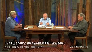Timing Our Choices for a Safer and Better Airport: Proceed Now, or Pause and Learn?