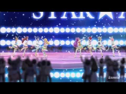 Aikatsu! x JKT48 - Hirari Hitori Kirari (indonesian version)